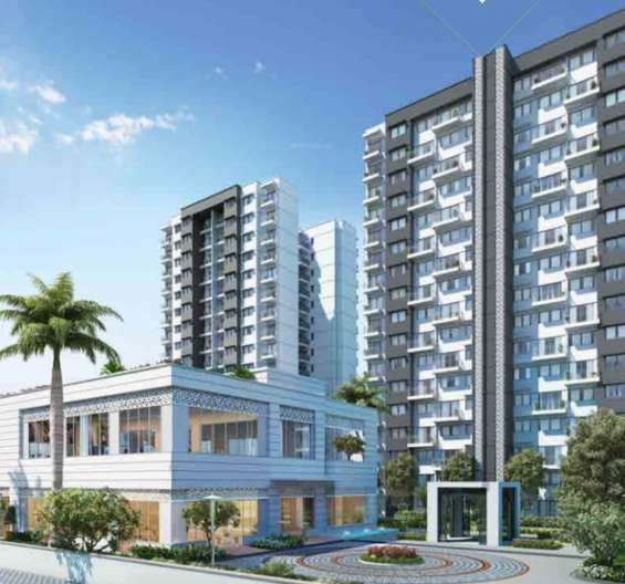 Pictures of Experion capital - luxury 3bhk flats near new high court 4