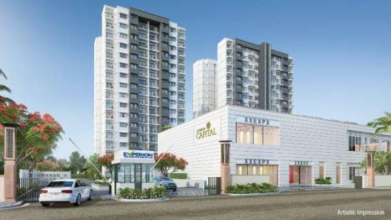 Pictures of Experion capital - luxury 3bhk flats near new high court 3