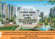 Civitech Stadia   Sector-79   Noida   Contact- 9560090049