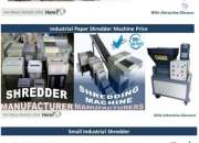 Industrial paper shredder machine | industrial pa…
