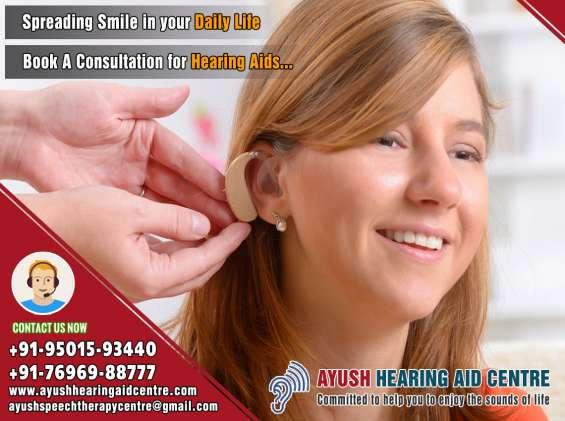 Hearing aid test in ludhiana punjab india