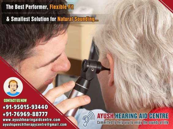 Hearing aid centre in ludhiana punjab india