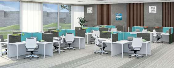 Workplace solutions for every office | monarch ergo