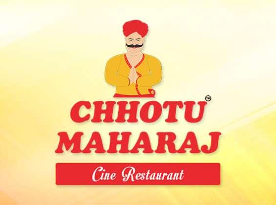 Chhotu maharaj cine restaurant looking for franchisee partners across pan india