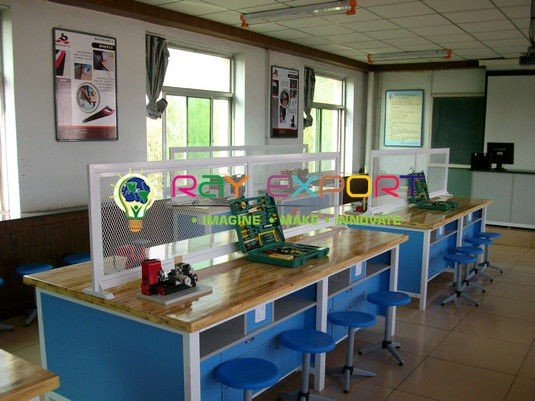 School lab equipments manufacturer india