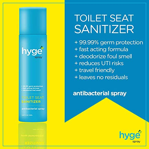 Toilet seat sanitizer spray in india