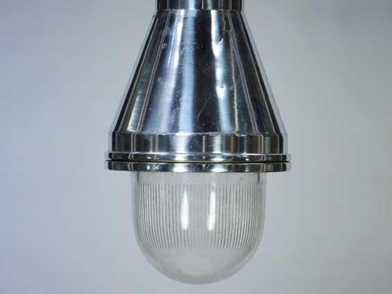 Aluminium casting pendant light