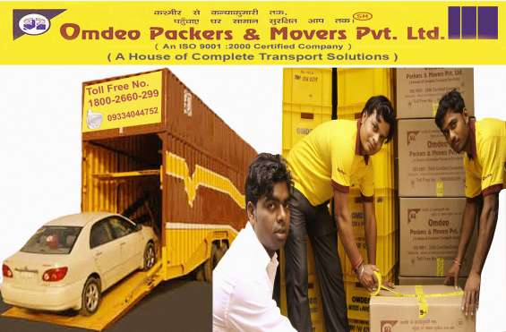 Omdeo packers  movers service providers -100% quick & safe delivery guarantee, packing and moving services, domestic relocation services, home relocation services, household shifting services, office relocation services, household goods services, relocati
