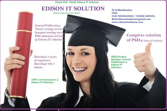 Placement services for degree holders