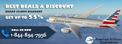 Visit best shopping places with american airlines flights
