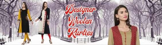 Woolen clothes- kurtis & dresses|laabha