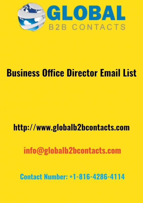 Business consultants email list providers