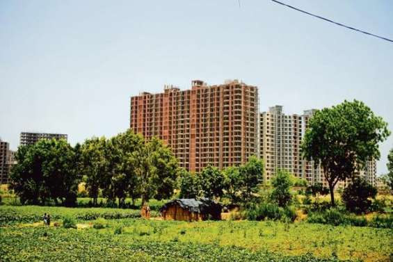 Delhi land pooling policy projects