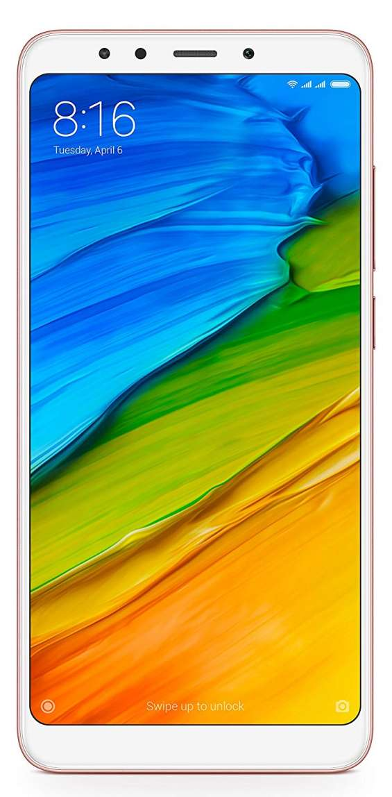 For immediate sale redmi 5 gold 64gb