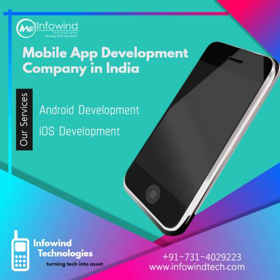 Best android & iphone app development services