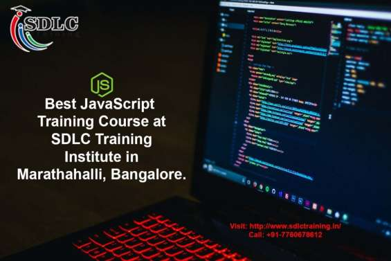 Javascript training course in marathahalli, bangalore