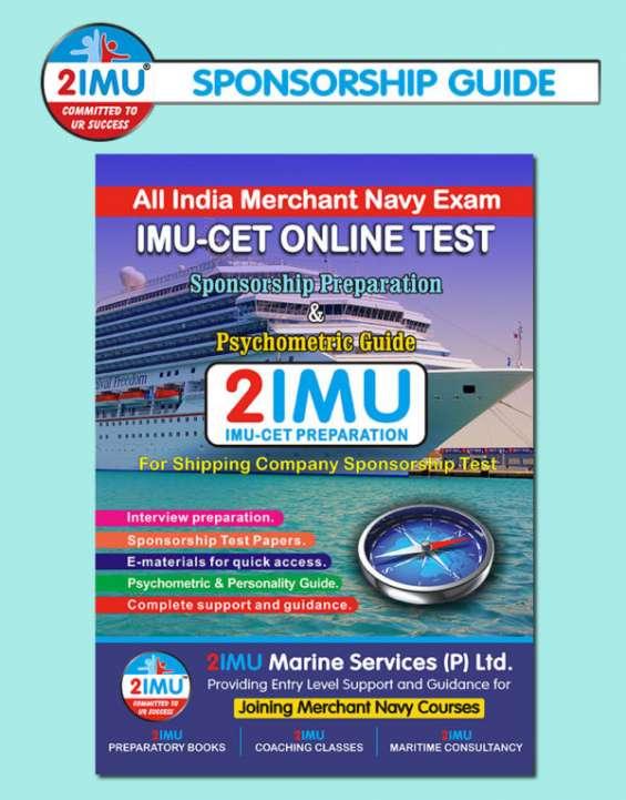Imucet books | sponsorship guide | 2imu® books