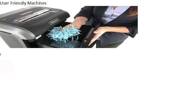 High quality paper shredder
