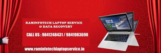Hp laptop service center chennai