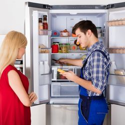 Get appointment with us to repair your refrigerator