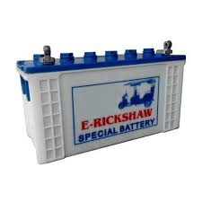 Electric rickshaw battery manufacturers in india