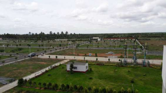Pictures of Apranje grandeur biaapa approved sites at devanahalli 1