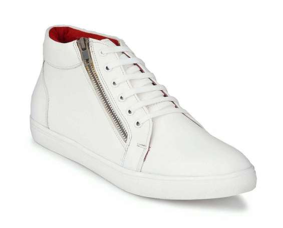 Buy white sneakers online in india