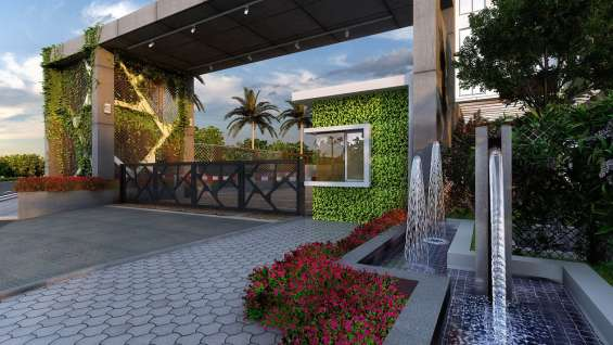 Sustainable appartments thanisandra,bangalore   coevolve northern star