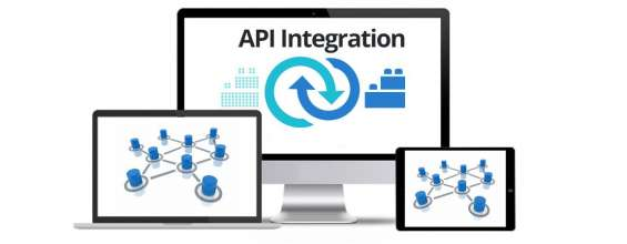 Web development - simple to use third party api integration