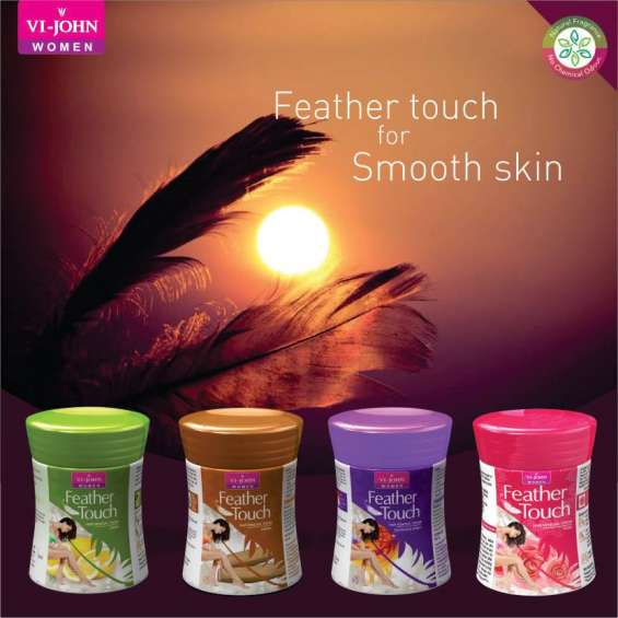 Women hair removal cream for smooth skin - vi-john group
