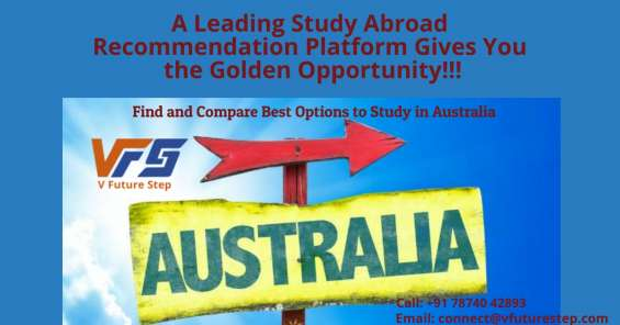 Work while studying in australia..