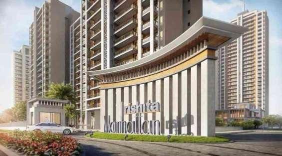 Rishita manhattan: 3bhk luxurious lifestyle homes in lucknow