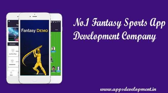 Best fantasy sports app development services