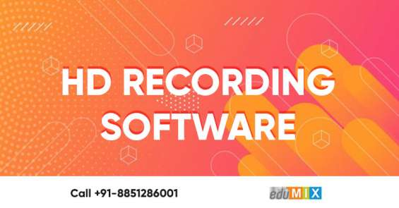 Hd recording software
