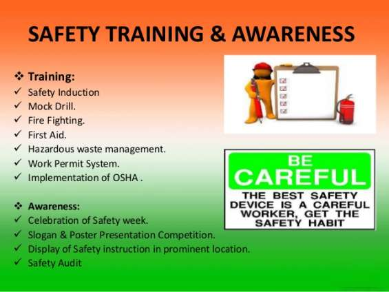 Fire safety training,first aid training offered by astm skills pvt ltd