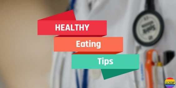 Healthy eating tips for doctors and nurses who slog for long hours