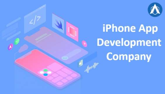Top iphone app development company