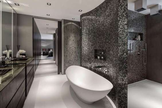 Why grey bathroom is an ultimate choice of interior designer?