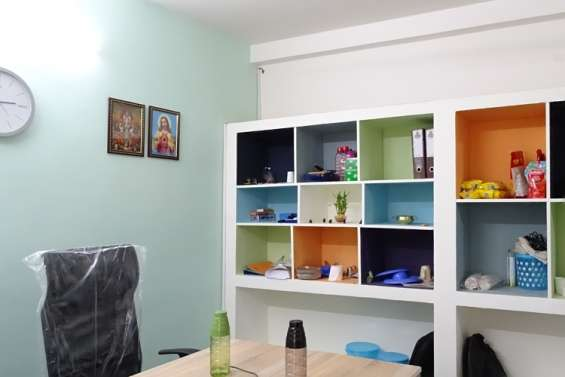 Office spaces near indiranagar | starting @ inr 3900/-per seat?