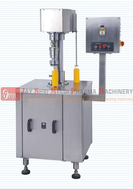 Get the best bottle capping machine and bottle labeling machine