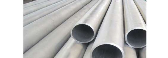 Manufacturer of stainless steel pipes and tubes
