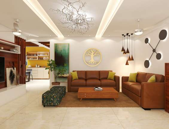 List of top interior designers in navi mumbai