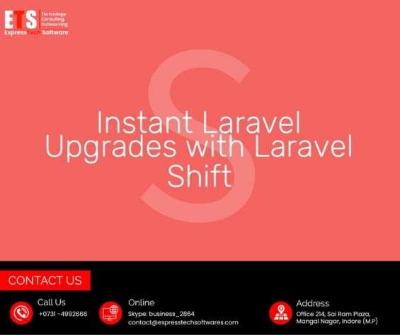 Comprehensive laravel development services in usa