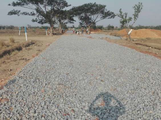 Pictures of Newly launched dtcp approved plots for sale at ponneri smart city 4