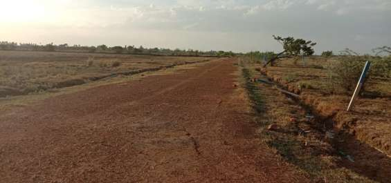 Pictures of Newly launched dtcp approved plots for sale at ponneri smart city 17
