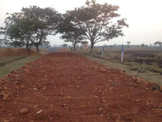 Pictures of Newly launched dtcp approved plots for sale at ponneri smart city 6