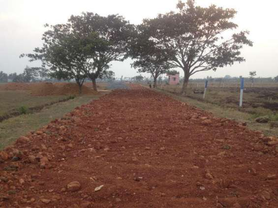 Pictures of Newly launched dtcp approved plots for sale at ponneri smart city 7