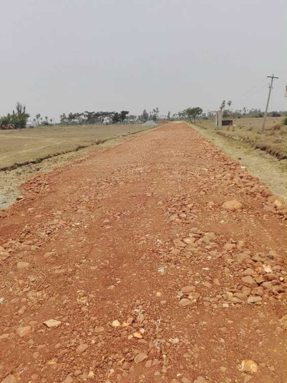 Pictures of Newly launched dtcp approved plots for sale at ponneri smart city 9