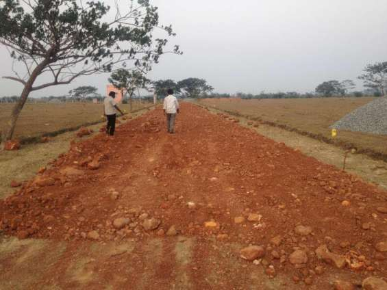 Pictures of Newly launched dtcp approved plots for sale at ponneri smart city 5