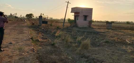 Pictures of Newly launched dtcp approved plots for sale at ponneri smart city 20